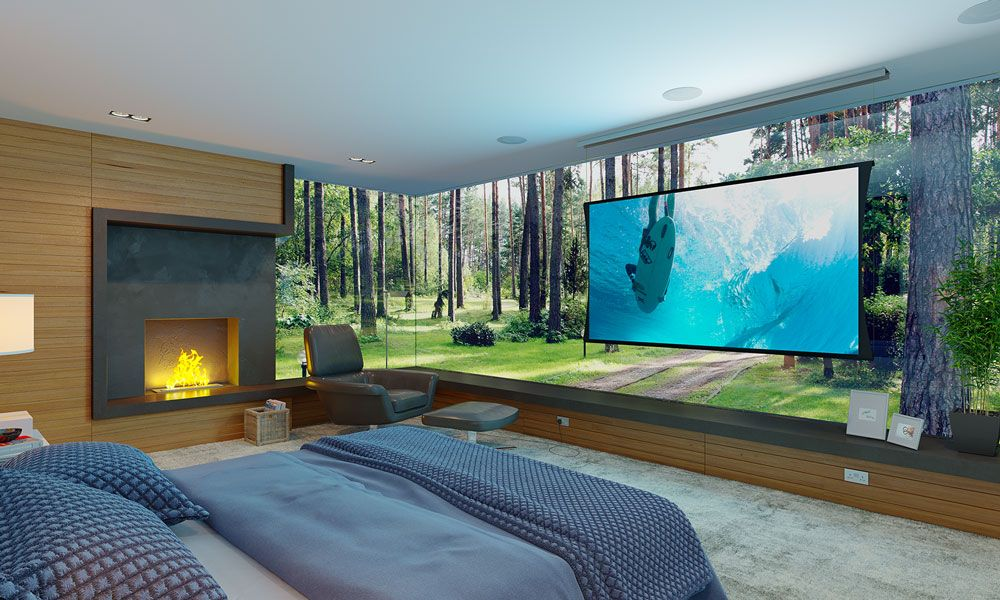 Screen Innovations, Home Theater Design Las Vegas, NV Smart home automation, high end homes, Indoor Tech, Fuzion3